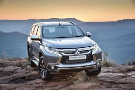 mitsubishi pajero mitsubishi pajero sport arrives in sa cars co za