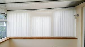 Blinds For Slanted Windows Fit Your Own Easy Sloping Window Vertical Blinds U0026 Save 1350