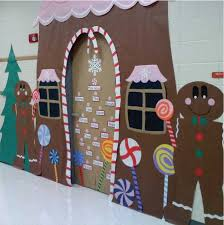 A classroom theme decorated to the 9 plete with a gingerbread