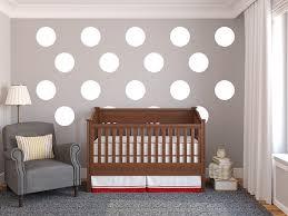 Nursery Decals For Walls amazon com large wall polka dots 18 12