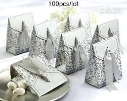 candy favor boxes wholesale wedding favor boxes cheap wedding miniature clear gold chair favor