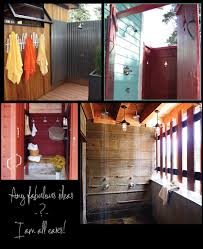 Teak Outdoor Shower Enclosure by Outdoor Shower Room Finest On This Page With Outdoor Shower Room