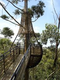 Treehouse Community by South Africa Michael Louw Oz E Tecture Community