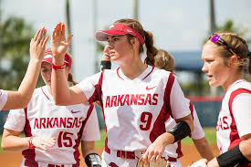 Arkansas traveling teams images Pitcher 39 s duel ends in favor of no 25 missouri arkansas razorbacks jpg