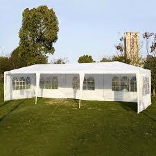 10 X 12 Patio Gazebo by Outdoor Gazebo Canopy 10x12 Patio Tent Garden Decor Cover Shade