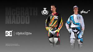 dc motocross gear dc shoes dc tld mx gear launch the story behind the collaboration