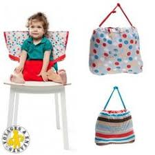 chaise bébé nomade chaise nomade totseat sac couture baby