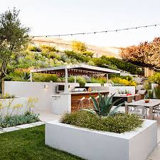 Backyard Hillside Landscaping Ideas Best Backyard Hillside Landscaping Ideas A Hillside Garden39s