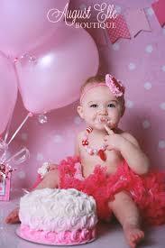 baby bday pin by rubi on smash cake photo baby girl cake smash