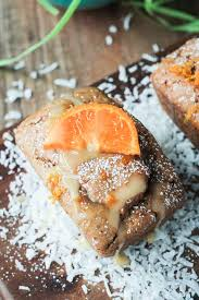 clementine cuisine coconut clementine mini loaf cakes veggie inspired