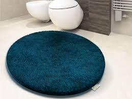 thick bathroom carpet turquoise 6 sizes available