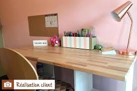 planche pour bureau plateau de bureau d angle luxury bureau bois plateau of plateau de
