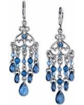 Deal Alert Turquoise Chandelier Earrings Deal Alert 1928 Jewelry Moroccan Blue Chandelier Tribal Earrings