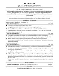 sample of resume student human resource resume examples sample