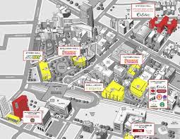 Boston University Campus Map University Of Miami Map And Campus Roundtripticket Me