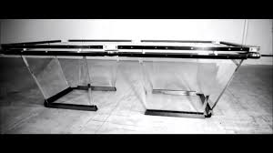 teckell crystal glass pool table thailand pool tables youtube