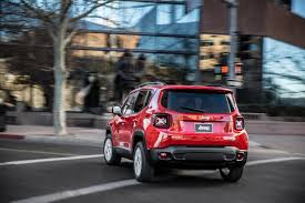 smallest jeep 2015 jeep renegade is a real 4x4 in the subcompact class