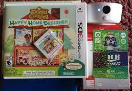 House Designer Games Animalcrossing Happy Home Designer Bundle Amiibo Nintendo3ds