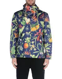penfield mens gibson botanical jacket blue men coats and jackets