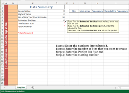 How To Do A Frequency Table How To Make A Frequency Distribution Table U0026 Graph In Excel