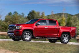 2016 gmc canyon diesel pickup stingy with fuel but not towing