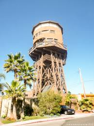 weird house water tower house weird california