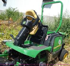 john deere 1445 mower item ba9219 sold august 5 governm