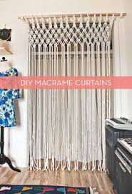 how to hang curtains without making holes in the wall hang