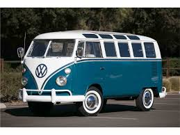 volkswagen van front view classic volkswagen bus for sale on classiccars com