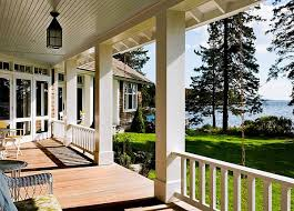 home porch enchanting wooden home design with nice porch furniture ideas and