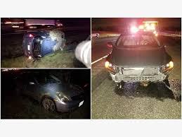 10 car crash on i 5 north of woodburn tuesday night state police