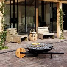barrow brazier with grill by konstantin slawinski