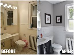 Before After Bathroom Makeovers - 1930s bathroom remodel u2013 reveal u2013 life is sweet as a peach