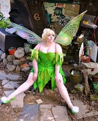 Tinker Bell Halloween Costumes Diy Peter Pan Tinker Bell Costume Maskerix
