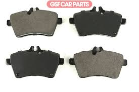 vetech front brake pad set fits mercedes b class b180 b160 b170