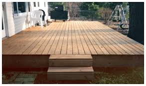 cedar products for home and deck