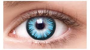 chic ocean blue colored contacts premium colored contacts