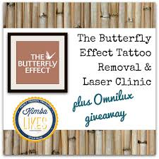 the butterfly effect laser clinic giveaway kimba likes
