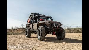 starwood motors u0027project nomad u0027 jeep wrangler
