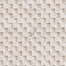 travertine cladding internal walls texture seamless 08088