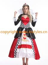 Cheap Size Halloween Costumes 3x Popular Size Queen Hearts Costume Buy Cheap Size