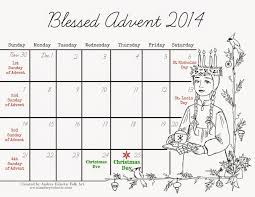 Free Advent Calendar Printable Colouring Pages