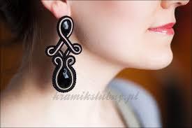 soutache earrings the teeny tiny à tout faire today s obsession soutache earrings
