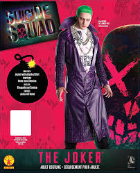 rubie u0027s official joker mens fancy dress halloween villain