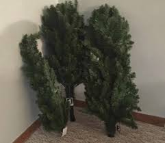 top notch material treetopia no 2 pencil artifial christmas tree