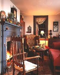 Country Style Homes Interior 152 Best Colonial Design U0026 Decor Images On Pinterest Primitive