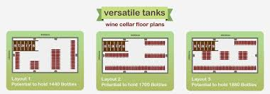 wine cellar floor plans wine cellar designs floor plans versatile tanks australia
