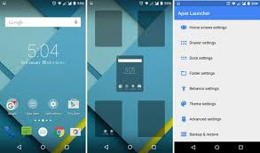 free launchers for android 20 best free android launchers apps february 2018