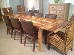 Mango Dining Tables Dining Table Rustic Wood Dining Room Table Gen4congress