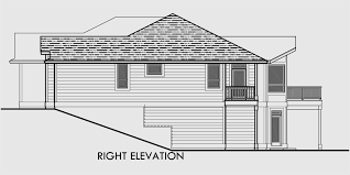 Ranch House Plans With Daylight Basement Sprawling Ranch Daylight Basement Great Room Rec Room 4 Car